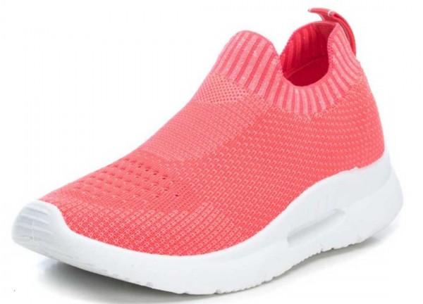Stretch Sneaker aus Spanien, koralle (coral)