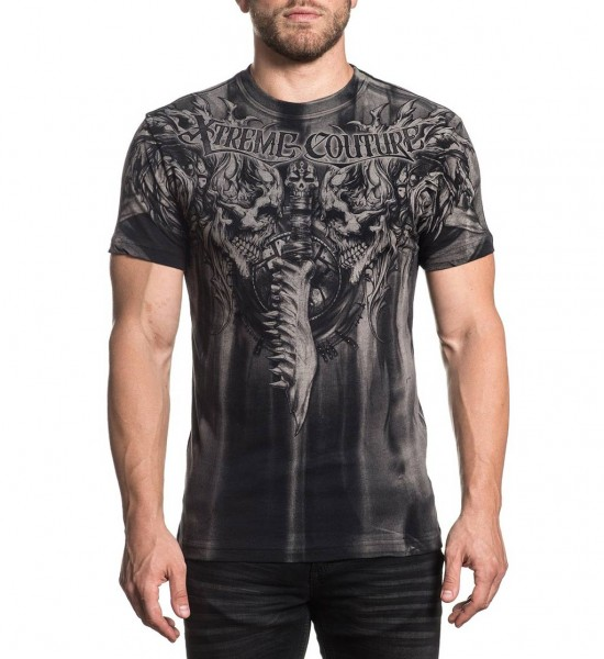 Xtreme Couture (Affliction) Shirt TRIBAL SOUL aus den USA